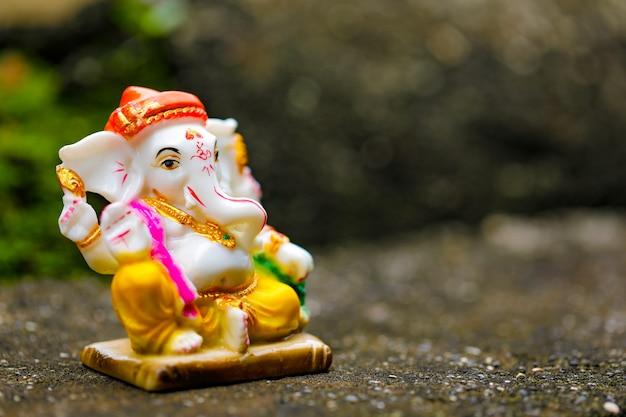 Indisches fest, lord ganesha