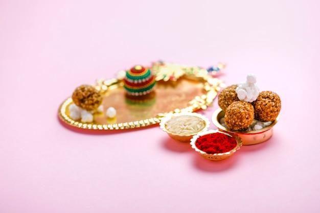 Indisches festival makar sankranti konzept