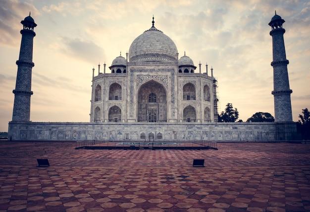 Indisches reiseziel schön attraktiv