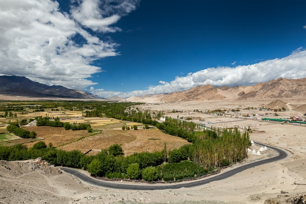 Industal, ladakh, indien