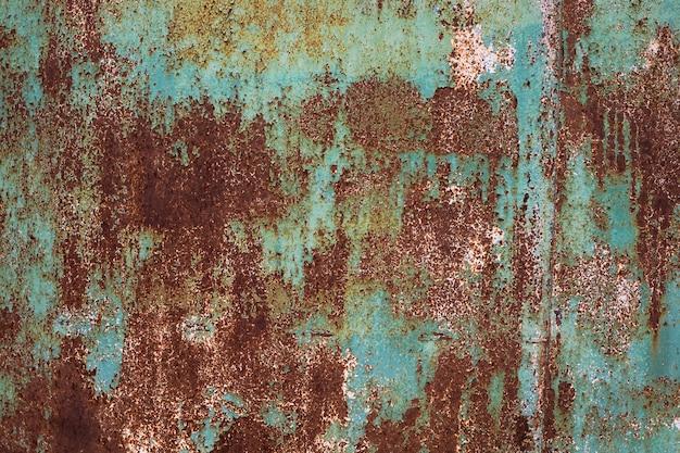 Industrielle metallstruktur. grunge verrostete metalloberfläche, rosthintergrund