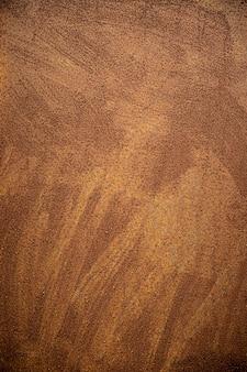 Industrieller brauner stahl-nahaufnahmehintergrund Premium Fotos