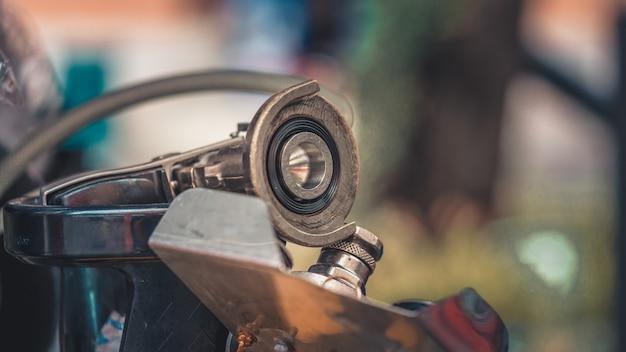 Industriemotorteile