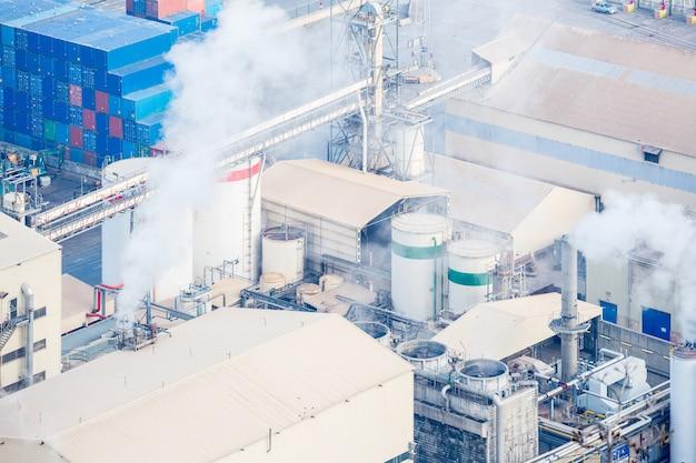Industriezone benzin