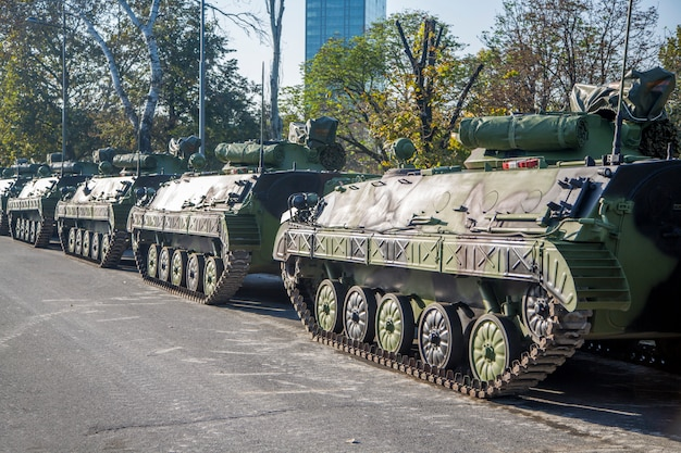 Infanterie-kampffahrzeuge