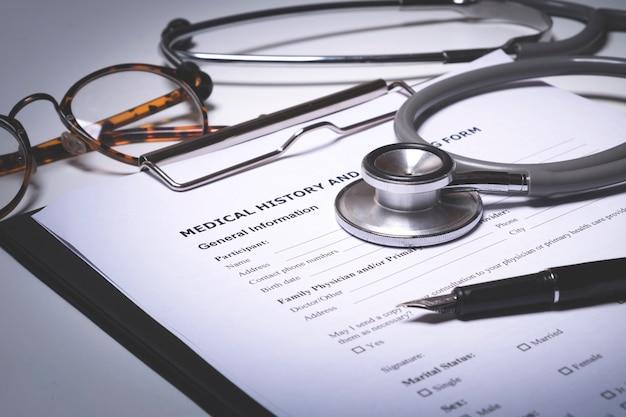 Informationsinstrument schreiben gesundheit ausrüstung prüfung