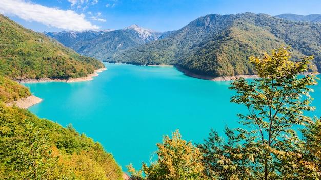Inguri-stausee, georgia