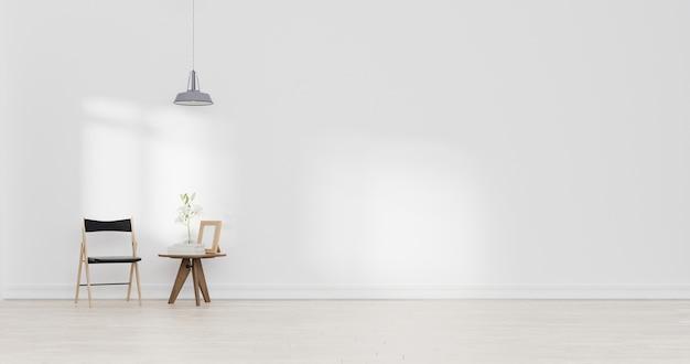 Innenarchitektur des wohnzimmers