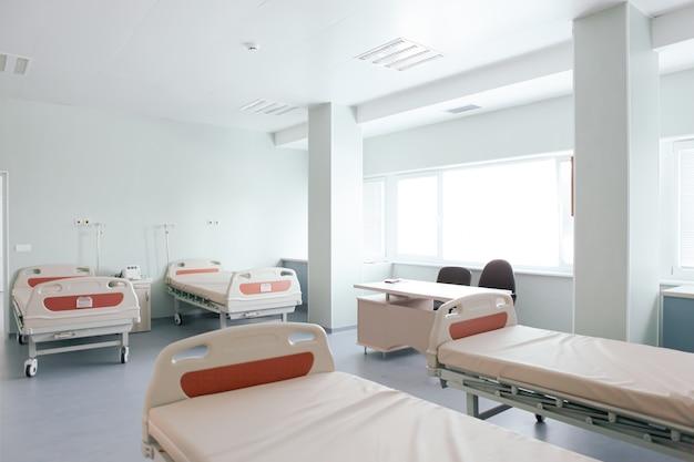 Innenraum des krankenzimmers