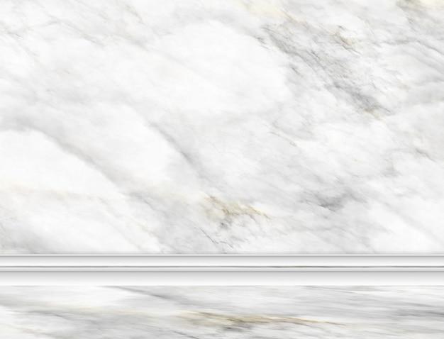 Innenraum des marmors 3d