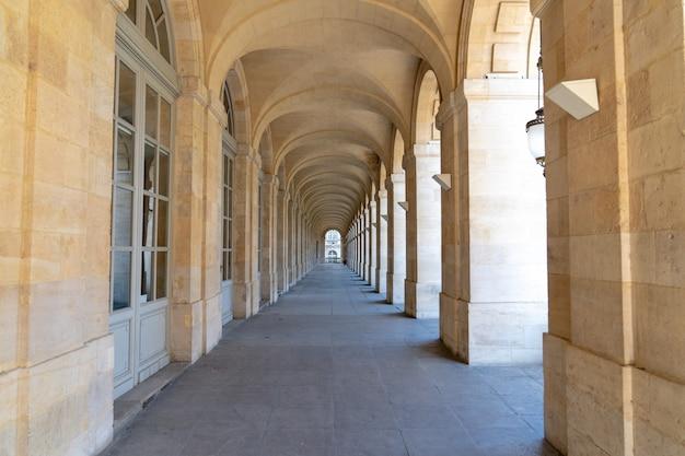 Innenraum des opernhaustheaters in bordeaux-stadt frankreich