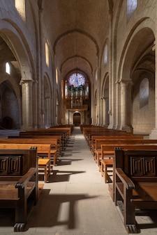 Innenraum einer kirche