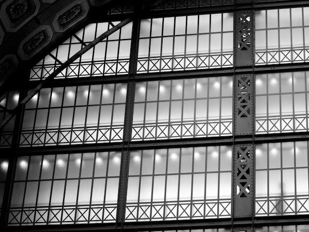 Innenwand von musee d'orsay