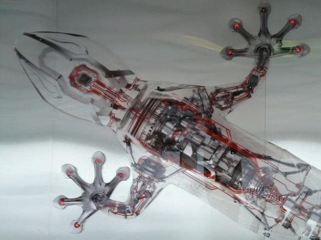 Innere technologie reptilien motors salamander funktionsweise