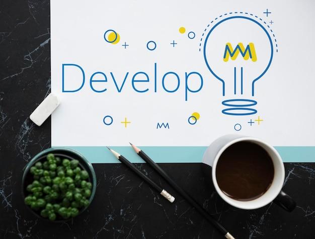 Innovation glühbirne symbol zeichen symbol