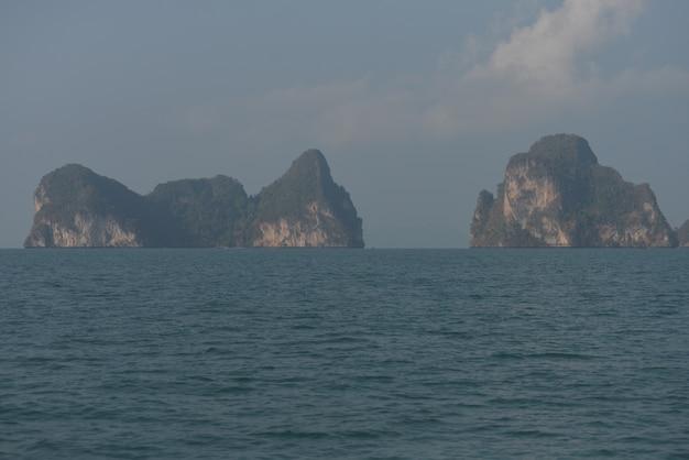 Inseln und meer-monsune