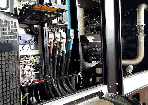 Installation und prüfung von notstromdieselgeneratoren