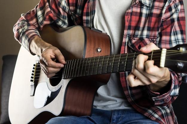 Instrument zu hause spielen