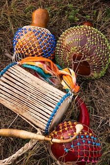 Instrumente für den karneval