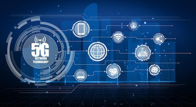 Internationale kommunikation und fortschrittliches internet