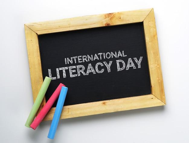 Internationaler alphabetisierungstag