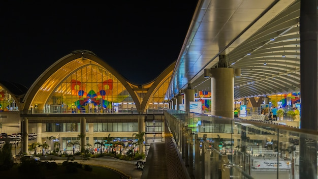 Internationaler flughafen mactan cebu