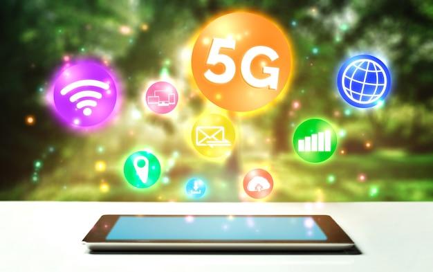 Internet der dinge und kommunikationstechnik