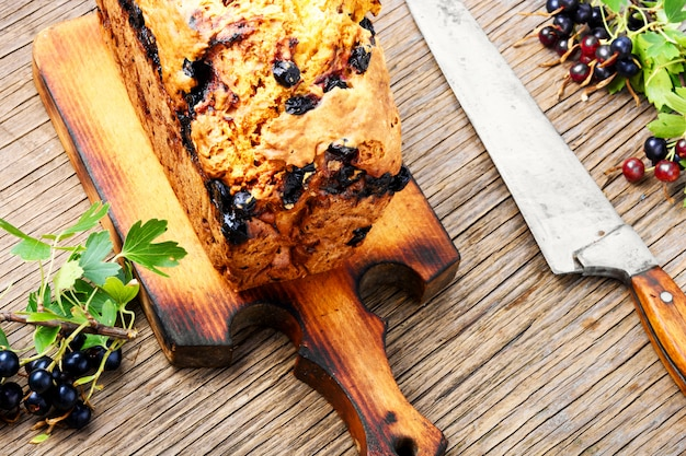 Irisches frisch gebackenes brot