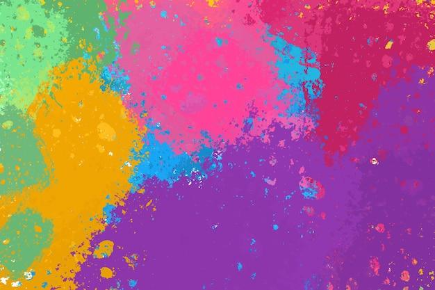 Irisierende texturen farbe holografische echte textur in blau-rosa-grünen farben mit kratzern