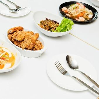 Isaan essen thailands.