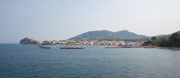 Ischia porto, italien