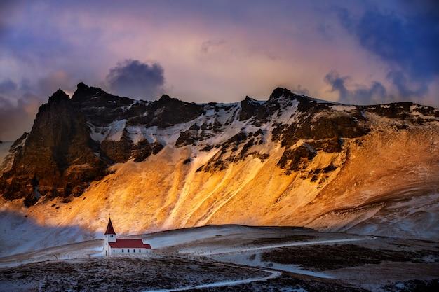 Island landschaft
