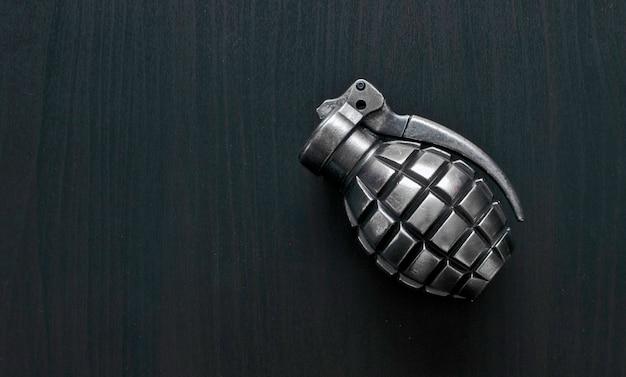 Isolierte granate