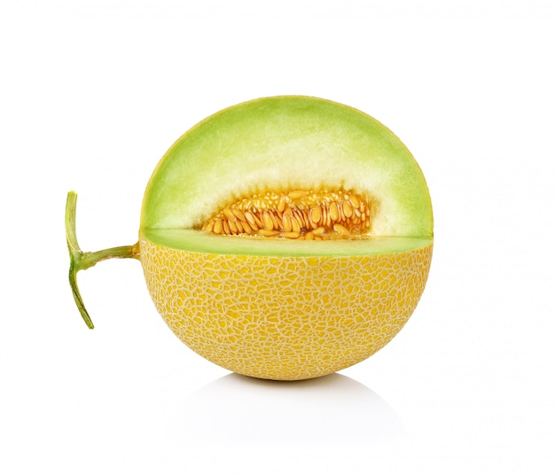 Isolierte melone