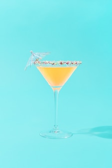 Isolierter cocktail