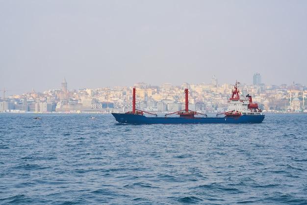 Istanbul city aus der türkei