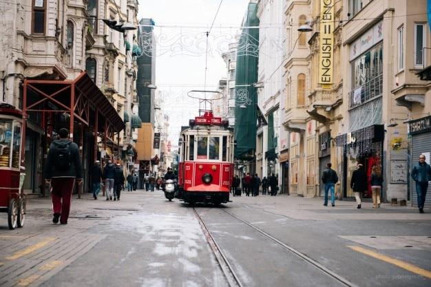 Istanbul straßenbahn