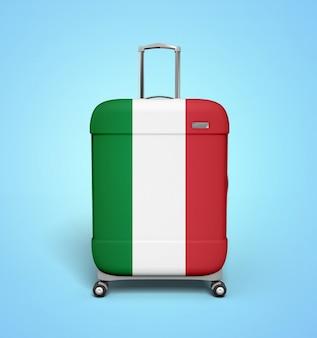 Italien koffer - urlaub