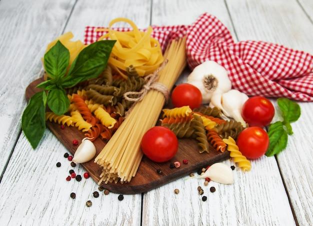 Italienische lebensmittelzutaten