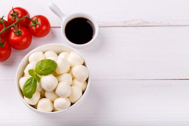 Italienischer mozzarellakäse