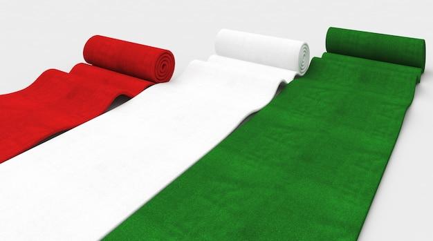 Italienischer teppich