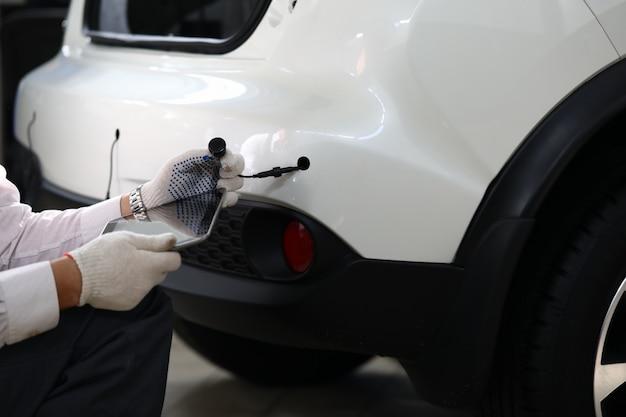 Jährliche autoüberprüfung