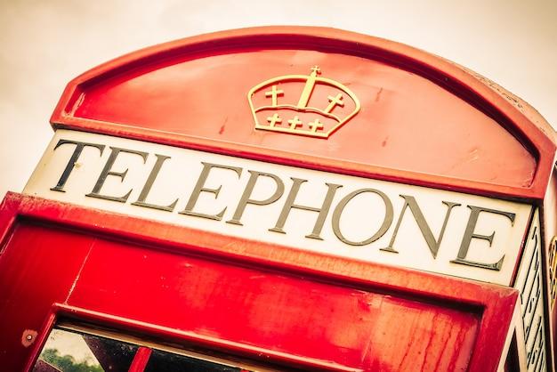 Jahrgang traditionellen retro-kommunikation reich