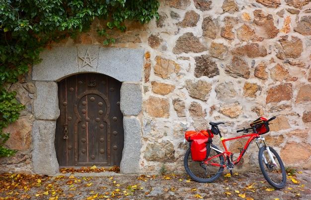 Jakobsweg mit dem fahrrad saint james