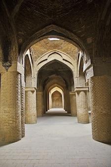 Jameh moschee in isfahan iran