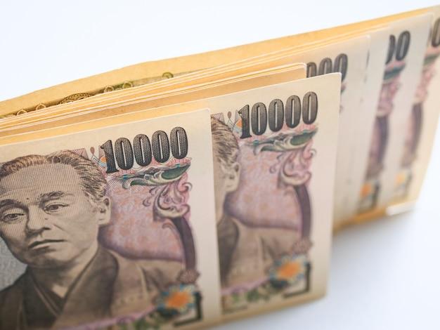Japanische banknoten, japanischer yen