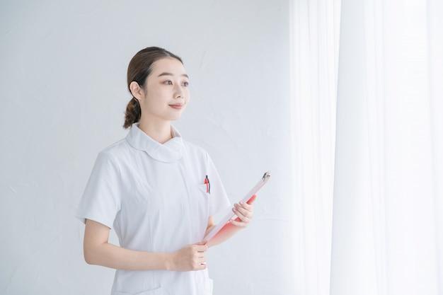 Japanische krankenschwester