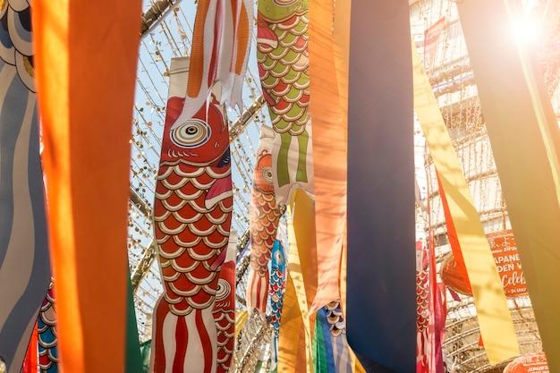 Japanischer event kindertag