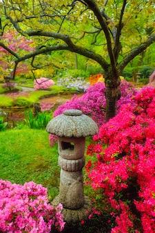 Japanischer gartenpark clingendael die haager niederlande