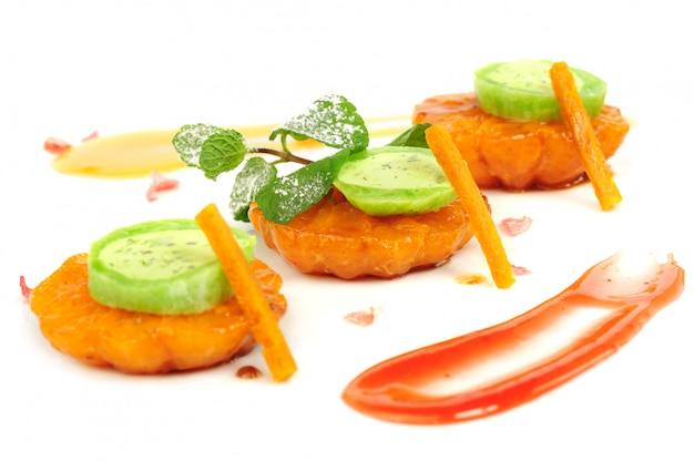 Japanisches dessert mochi